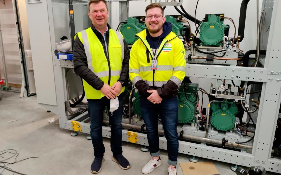 SFT Finntekniikka tähtää pitkäaikaiseen kumppanuuteen